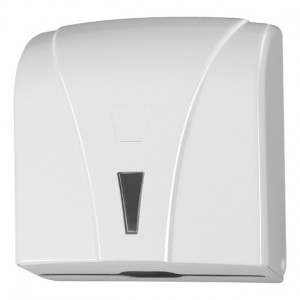21AFRF_3464-0 Z folded towel dispenser white